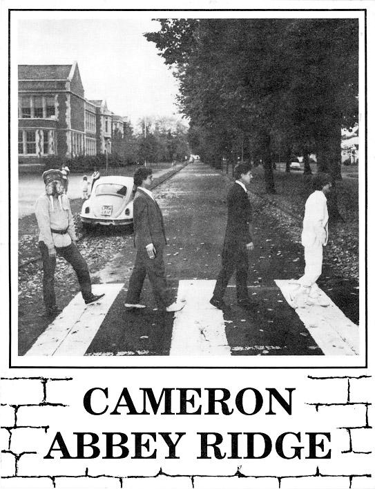 Abbey Ridge (1988) Cover