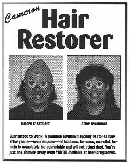 Cameron Hair Restorer