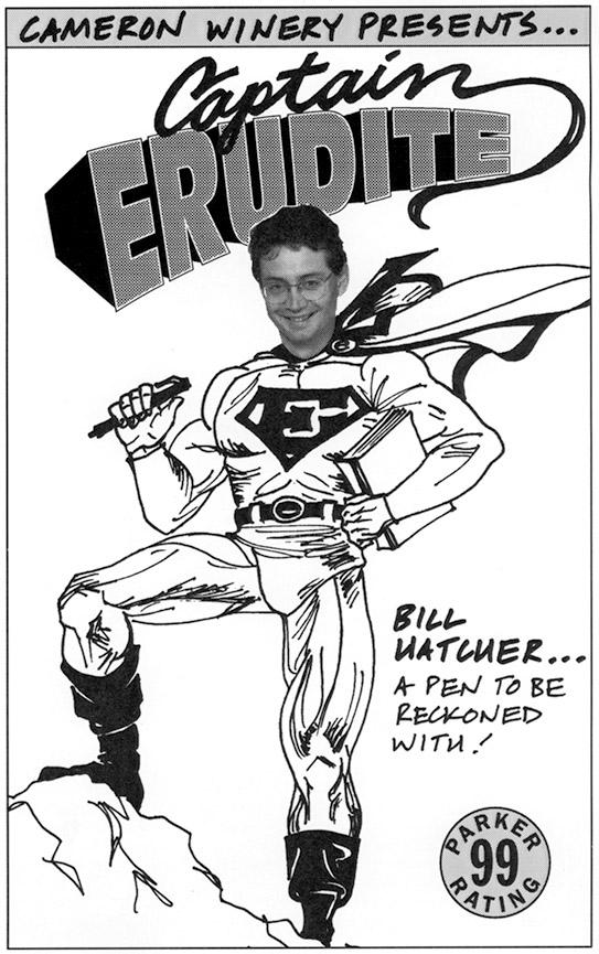 Captain Erudite (Cover)