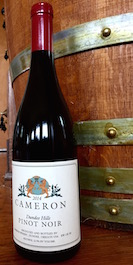 2014 Cameron Winery Dundee Hills Pinot noir label