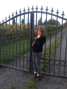 This gate will be closed on Thanksgiving