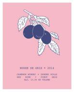2014 Rouge de Gris label