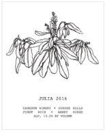 2016 Julia label