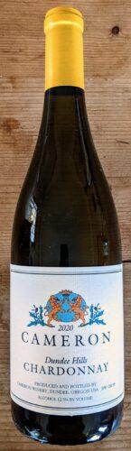 2020 Dundee Hills Chardonnay label
